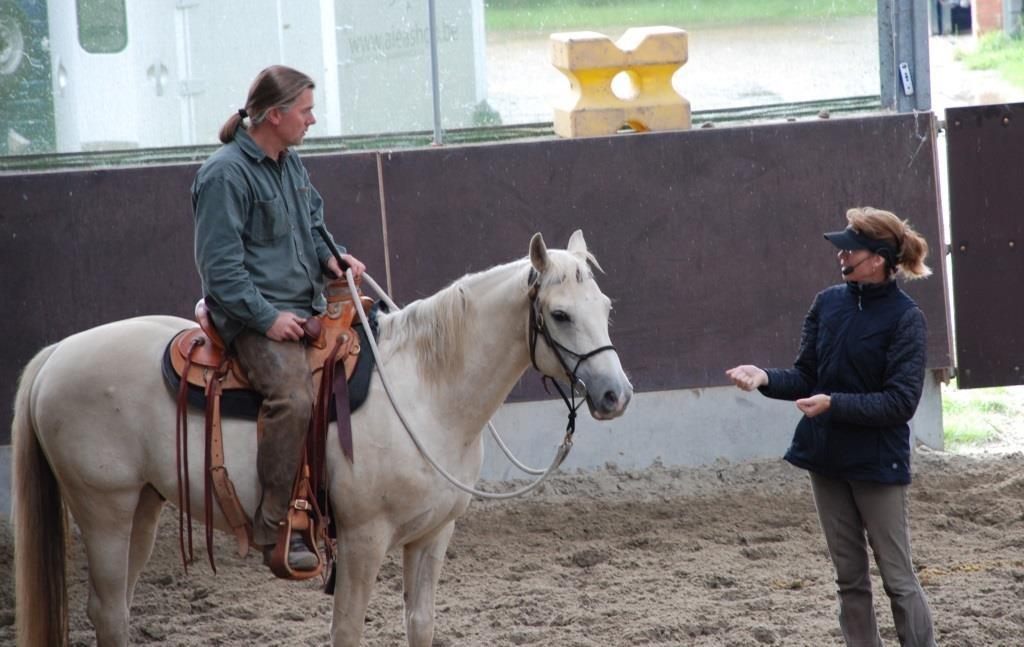 Clinic DN van Karen Rohlf 2008